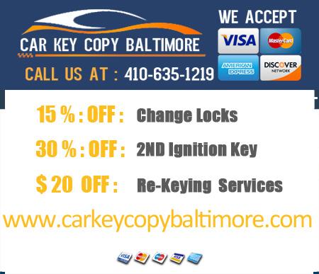 Car Key Copy Baltimore